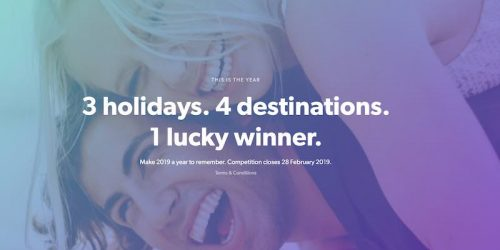 destinology travel holiday giveaway