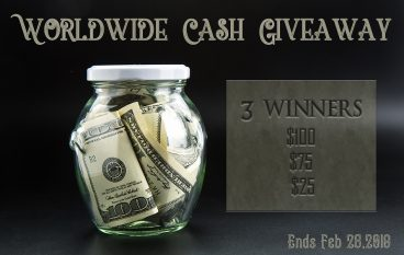 MossReviews Worldwide Cash Giveaway: Win $100 Cash (Multiple Winners)