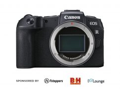 Canon EOS RP Giveaway: Win A Canon EOS RP [CLOSED]