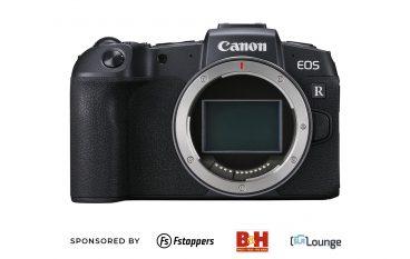 Canon EOS RP Giveaway: Win A Canon EOS RP