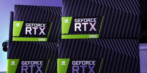 NVIDIA RTX 2060 Giveaway