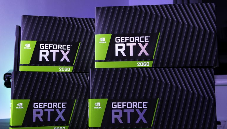 TechBlock Nvidia RTX 2060 Giveaway: Win A NVIDIA GeForce RTX 2060 (Multiple Winners) [CLOSED]