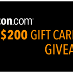 200 Amazon Giveaway