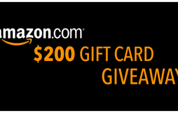 June Giveaway: Win A $200 Amazon Gift Card (Multiple Winners)