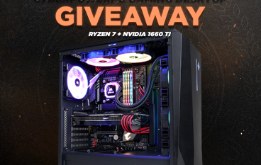 ChaosEC March Giveaway: Win A Gaming PC