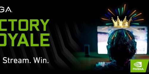 EVGA and NVIDIA GeForce Victory Royale Giveaway