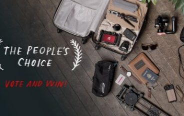 The Ultimate Filmmaker Giveaway: Win $15k Worth Of Filmmaking Gear And An iPhone XS [CLOSED]