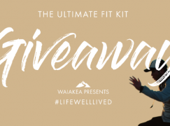 Ultimate Fit Kit Giveaway: Win $3,000 In Fitness Gear (Apple Watch Nike+, Schwinn Cruiser, And More!) [CLOSED]