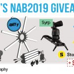 DIYP's NAB2019 Giveaway: Win Over $8,500 Cinematography Gear