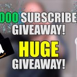 1000 SUBSCRIBER GIVEAWAY! Amazon and Apple Airpods HUGE GIVEAWAY!