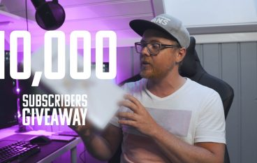 10,000 Subscribers Giveaway: Win Beats By Dre Headset, Gimbal, And More!