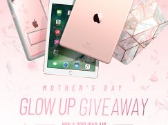 Mother's Day Glow Up Giveaway: Win A 2019 iPad Air [CLOSED]
