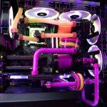 $4,000 Custom Neon Apocalypse PC