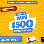 500 Cash or Amazon Gift Card Giveaway