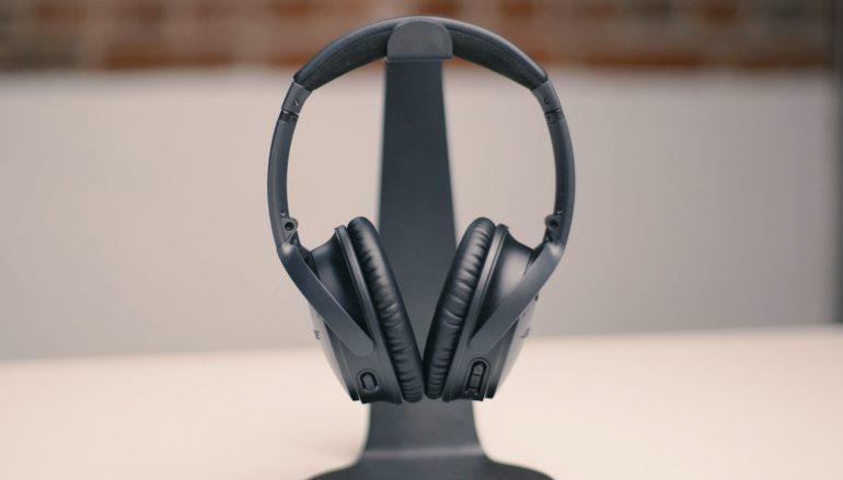 Oliver J Hughes BOSE QC 35II Giveaway: Win A Bose QuietComfort 35II Headphones [CLOSED]
