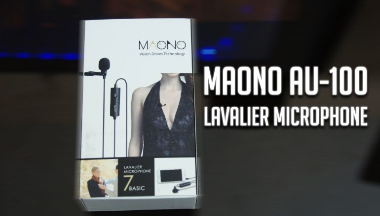 DB Tech & MAONO Giveaway: Win Maono Wired Microphones, Lavalier Microphones And More! (Multiple Winners) [CLOSED]