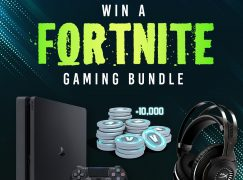 ITAM May Fortnite Gaming Bundle Contest: Win A Playstation 4 Slim [CLOSED]