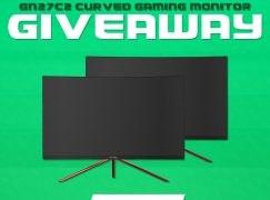 Viotek GN27C2 Curved Gaming Monitor Giveaway: Win A Gaming Monitor [CLOSED]