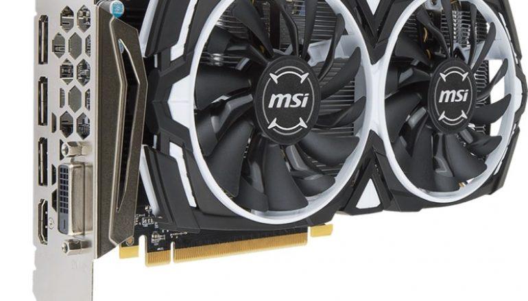 MSI Radeon RX 570 Giveaway: Win A MSI Radeon RX 570 [CLOSED]