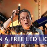 Photographer LED Light Giveaway