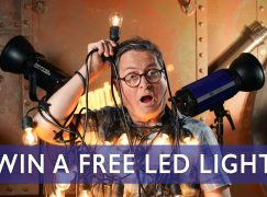 TheSlantedLens LED Lights Giveaway: Win Photographer LED Lights (Multiple Winners, Prizes Totaling Over $2,000) [CLOSED]