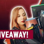 Unleash the Gamer Keyboard Giveaway