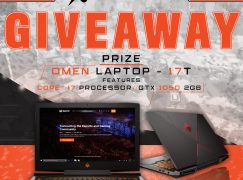 ReadyUp HP OMEN Gaming Laptop Giveaway: Win A HP OMEN Gaming Laptop