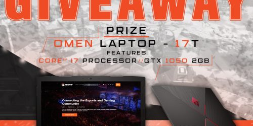 Win A HP OMEN Gaming Laptop