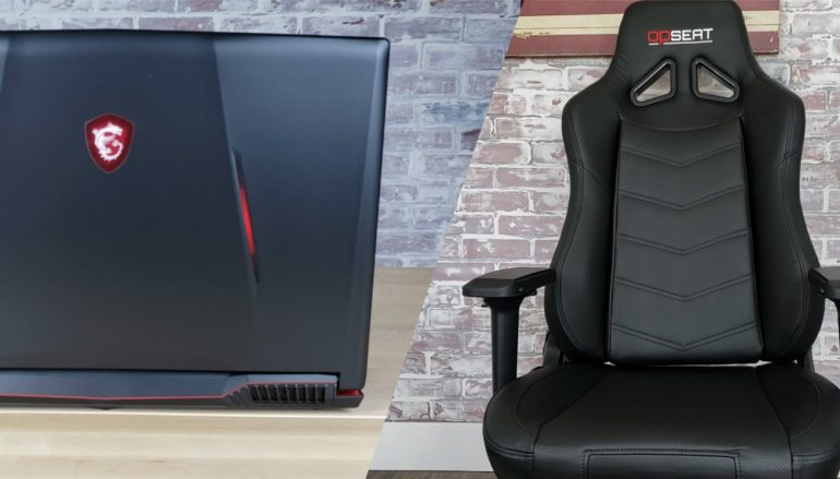 TechGuided Giveaway: Win A MSI GV63 Gaming Laptop and OPSeat Grandmaster Gaming Chair [CLOSED]