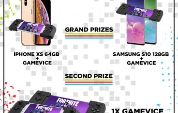 Gamevice Mobile Madness Giveaway: Win An iPhone XS Or Samsung Galaxy S10