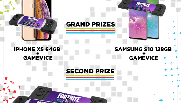 Gamevice Mobile Madness Giveaway: Win An iPhone XS Or Samsung Galaxy S10 [CLOSED]