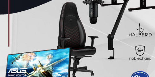 Shadow's Ultimate Gaming Setup Giveaway
