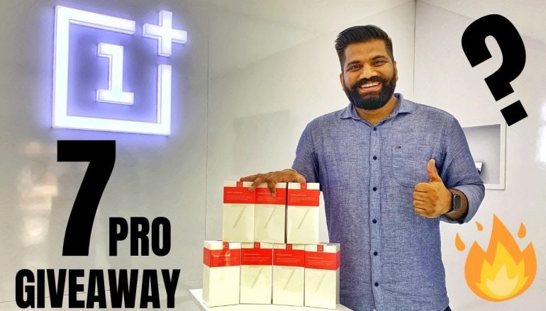 TG OnePlus 7 Pro Giveaway: Win An OnePlus 7 Pro