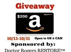 Momma Lew Giveaway: Win A $200 Amazon Gift Card [CLOSED]