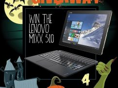 Halloween Giveaway: Win A Lenovo Mixx 510 [CLOSED]