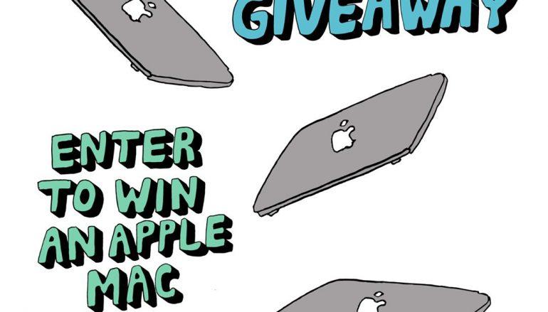 TheGood Giveaway: Win An Apple Macbook Air [CLOSED]