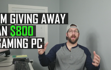 EGC's $800 Build-A-PC Giveaway: Win A $800 Gaming PC [CLOSED]