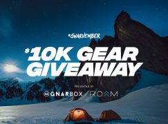 $10k Gear Giveaway: Win $10k Worth Of Gear Including DJI Mavic Pro [CLOSED]
