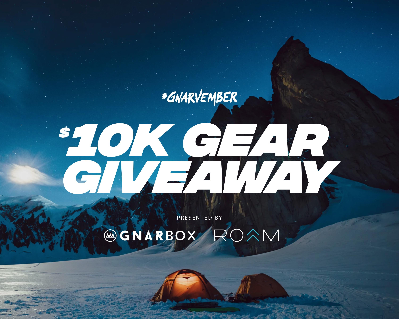 10k gear giveaway