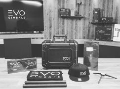 EVO Gimbals Sweepstakes: Win A EVO Gimbal SP-Pro or GP-Pro [CLOSED]