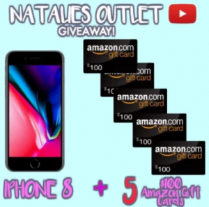 Natalies Outlet Giveaway