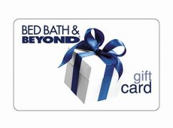 BabyWise.Life Giveaway: Win A $250 Bed Bath & Beyond Gift Card [CLOSED]