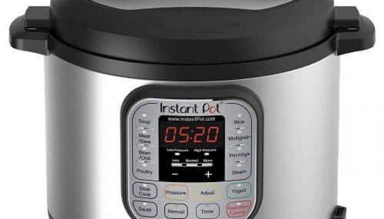 6 Quart 6-in-1 Instant Pot Giveaway: Win An Instant Pot [CLOSED]