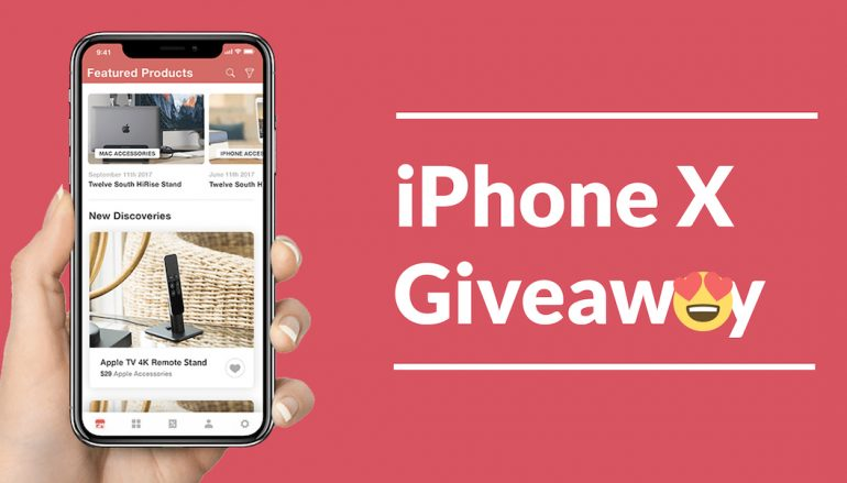 The Gadget Flow iPhone X Giveaway: Win An iPhone X [CLOSED]