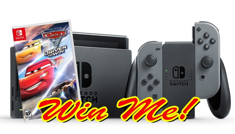 Don't Twitch Win A Switch Giveaway: Win A Nintendo Switch [CLOSED]