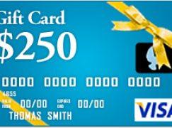 Gorilla Glue Spray $250 Visa Gift Card Giveaway: Win A $250 Visa Gift Card [CLOSED]