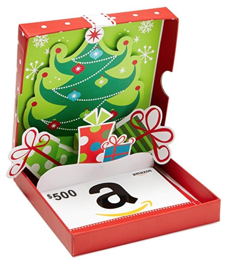 500 amazon gift card giveaway