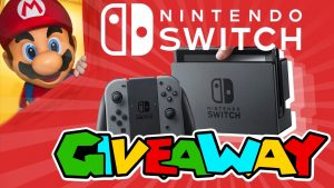 Nintendo Switch Giveaway