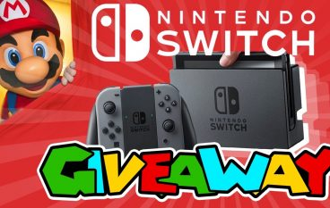 CamBlack's Christmas Giveaway: Win A Nintendo Switch [CLOSED]