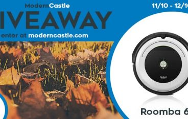Roomba Robot Vacuum Giveaway: Win A Roomba Robot Vacuum [CLOSED]